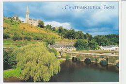 CHATEAUNEUF-DU-FAOU : Le Pont Du Roy - Châteauneuf-du-Faou