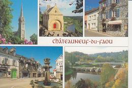 CHATEAUNEUF-DU-FAOU : Multi-vues - Châteauneuf-du-Faou