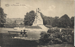 Huy - Le Monument Du Soldat - Huy