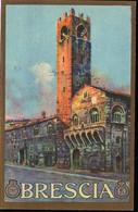 MTB159 BRESCIA ( ILL. ALICANDRI ) ENIT - Brescia
