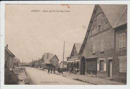 JUSSY - AISNE - RUE DU POINT DU JOUR - Other Municipalities