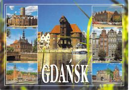 Gdansk - Multivues - Poland