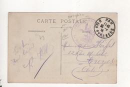 Cachet Hopital Annexe N°118 - Oorlog 1914-18