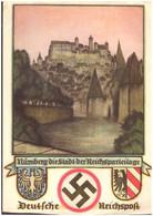 Dt- Reich (020567) Propaganda, Telegramm Nürnberg Die Stadt Der Reichsparteitage,gebraucht Mit Mängel - Covers & Documents