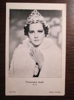 Franciska Gaal - Hungarian Cabaret Arist - Mujeres Famosas