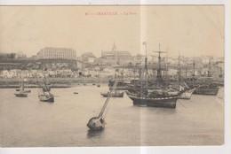 CPA-50-Manche- GRANVILLE- Le Port- - Granville