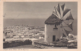 2416143Ile De Myconos (see Corners) - Grecia