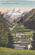 250710Kandersteg Mit Blick Auf Die Blümlisalp 1925. - BE Berne