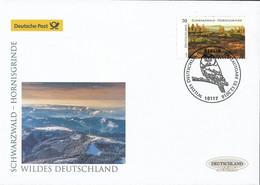 2018 Deutschland  Allem. Fed. Germany   Mi. 3428 FDC Gipfelrücken Der Hornisgrinde Im Schwarzwald - FDC: Enveloppes
