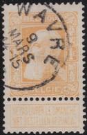 Belgie       .    OBP     .    79      .       O      .  Gebruikt     .   /   .  Oblitéré - 1905 Thick Beard