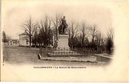 Coulommiers - La Statue De Beaurepaire - Coulommiers