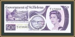 Saint Helena Island 50 Pence 1979 P-5 (5a) UNC - Saint Helena Island