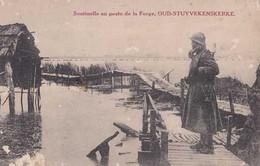 Oud-Stuivekenskerke - Kaaskerke - Diksmuide - Sentinelle Au Poste De La Forge - Guerre 1914-1918 - Diksmuide