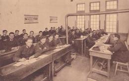Spa - 1er Régiment De Lanciers - Salle De Cours - Circulé En 1934 - Animée - TBE - Spa