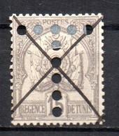 Col17  Colonie Tunisie Taxe  N° 24 Oblitéré  Cote 1,00€ - Postage Due