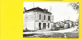 GORNAC Rare La Poste Peugeot 202 (Van Eyk Rouleau) Gironde (33) - Sonstige Gemeinden