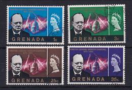 Grenada: 1966   Churchill   Used - Grenade (...-1974)