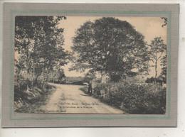 CPA - (27) CROTH - Thème: ARBRE - Aspect Du Gros Chêne Au Carrefour De La Baraque En 1934 - Altri Comuni