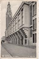 CPA BELGIQUE CHARLEROI Hôtel De Ville - Vue Latérale 1947 - Charleroi