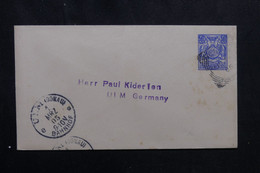 ZANZIBAR - Entier Postal Pour L 'Allemagne En 1905 - L 72282 - Zanzibar (...-1963)