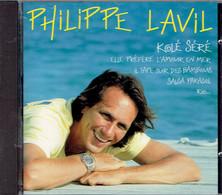 CD The Best Of Philippe Lavil (Kole Sere, Jamaïcaine, Il Tape Sur Des Bambous, L'Amour En Mer, Salsa Parasol, Rio, Etc.) - Compilations