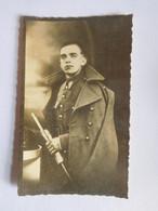 Faire-part Décès Militaire Gosselies1915-Marche 1944 R. Van De Kerckhove /Résistance Thy-le-Château - Todesanzeige