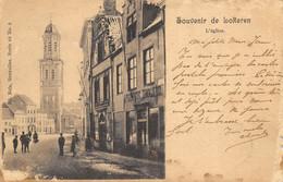 Lokeren - L'Eglise - 1901 - Nels Série 50 N° 2 - Voir état ! - Lokeren