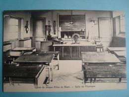 79 - NIORT - Lycée De Jeunes Filles - Salle De Physique - Niort