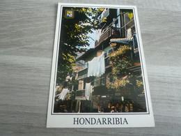 FUENTERRABIA - HONDARRIBIA - RUE TYPIQUE  - EDITIONS FUERTES - - Autres
