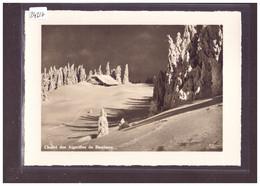 FORMAT 10x15cm - DISTRICT DE GRANDSON - CHALET DES AIGUILLES DE BAULMES - TB - VD Waadt