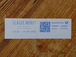 Meter, Claude Monet - Impressionisme