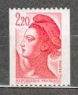 FRANCE MNH ** 2379 E ; 2379e ; Sans Bande De Phosphore Liberté De Delacroix - Nuovi
