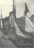 CPM De Carnet - Le Port D'HONFLEUR à Marée Basse Vers 1920-1930 - Honfleur