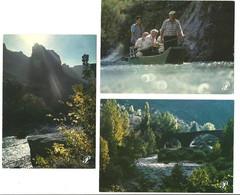 """Lot 29 CPM Prestige """"Gorges Du Tarn """"photos J.D.Sudre Voir Scans - Altri Fotografi"""