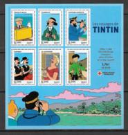 FRANCE - Yvert  Bloc N° 109 **  LES VOYAGES DE TINTIN - Neufs