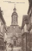 DOMFRONT - L'Église Saint-Julien - Domfront