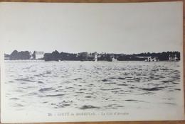 56 Morbihan CPA Golfe Du Morbihan La Côte D'Arradon - Sonstige Gemeinden