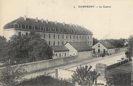 DOMFRONT - La Caserne - Domfront