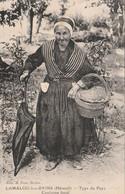 N°5929 R -cpa Lamalou Les Bains -type Du Pays- Costume Local- - Lamalou Les Bains