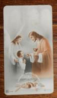 Image De Communion Solennelle. 1957 à Labergement Les Auxonne.. - Devotion Images