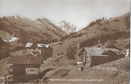 MÜRREN → Hotel Alpenruh Mit Tschingel- Und Gspaltenhorn, Ca.1940 - BE Berne