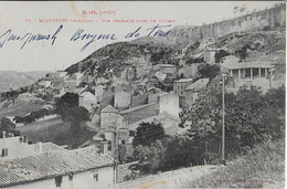 ROQUEFORT ( Aveyron - S.O.1er Série )  : Vue Générale Prise De L'Ouest ( 1907 ) - Roquefort
