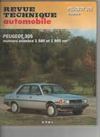 Revue Technique Peugeot 305 Essence 1997 - Auto