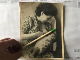 GO20/1 - Mère Donnant Le Sein à Son Enfant Alaitement - Zonder Classificatie