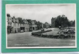 ECOSSE  - HARBOUR  SQUARE  ,  KIRKCUDBRIGHT . - Scotland