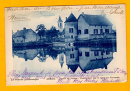 Dirol  Entrée Du Village Canal Du Nivarais    Edt  Artistic     N° - Other Municipalities