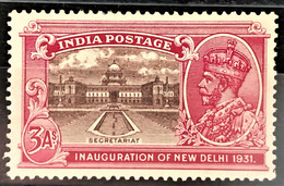 INDIA 1931- MLH - Sc# 133 - 2a - 1911-35 King George V