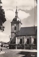 DOULAINCOURT (Haute-Marne): L'Eglise Et La Place - Doulaincourt