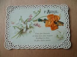 CARTE  1 ° AVRIL - Erster April