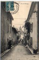 CABANNES - Rue De L' Horloge    (3754 ASO) - Otros Municipios